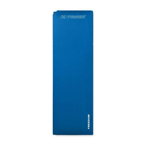 Коврик самонадувающийся Trimm Freedom (Steel Blue)