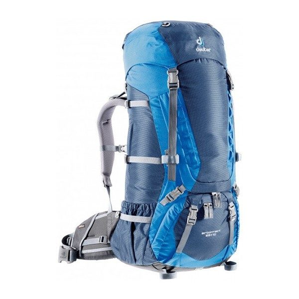 Рюкзак Deuter Aircontact 65+10 midnight-ocean