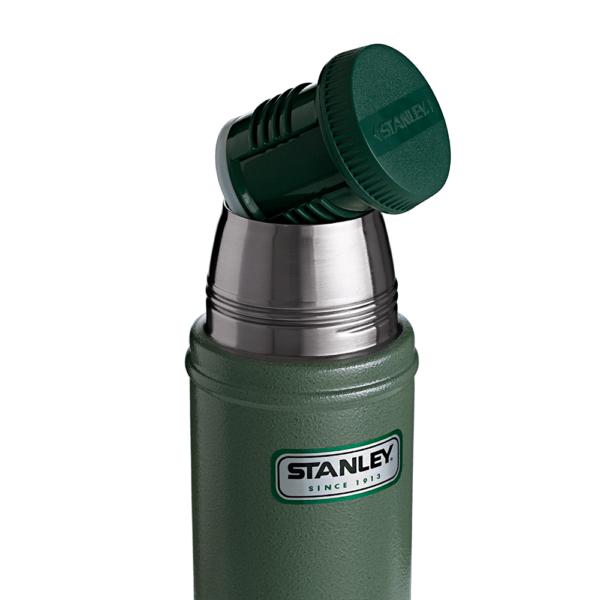 Термос Stanley Legendary Classic 0.47 л Зеленый