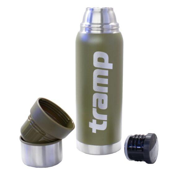 Термос Tramp 0,75 л TRC-031-olive