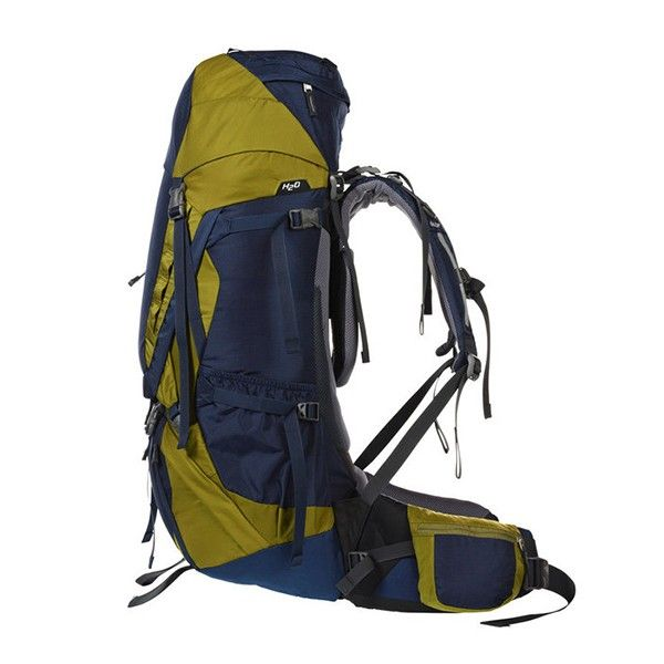 Рюкзак Deuter Aircontact 55+10 midnight-moss
