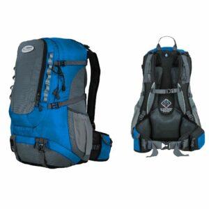 Рюкзак Terra Incognita Across 35 синий/серый