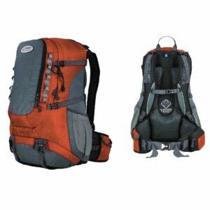 Рюкзак Terra Incognita Across 35 оранжевый/серый
