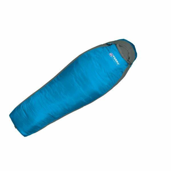 Спальный мешок Terra Incognita Alaska 450 правый/синий