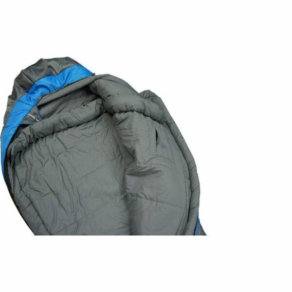 Спальный мешок Terra Incognita Alaska 450 левый/зеленый