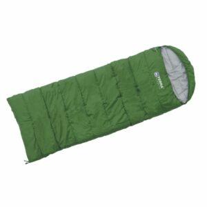 Спальный мешок Terra Incognita Asleep 400 зеленый/правый