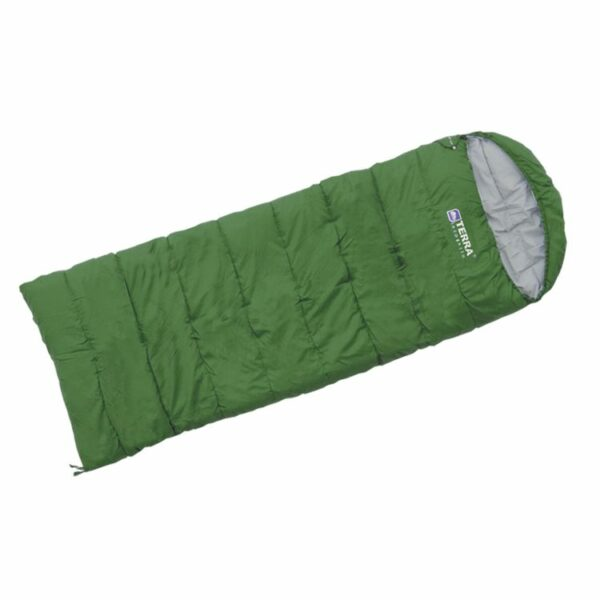 Спальный мешок Terra Incognita Asleep 300 левый/зеленый