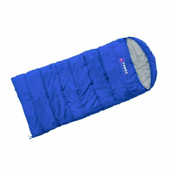 Спальный мешок Terra Incognita Asleep Jr 200 (Левый/Синий)