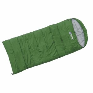 Спальный мешок Terra Incognita Asleep Wide 400 Зеленый/Левый