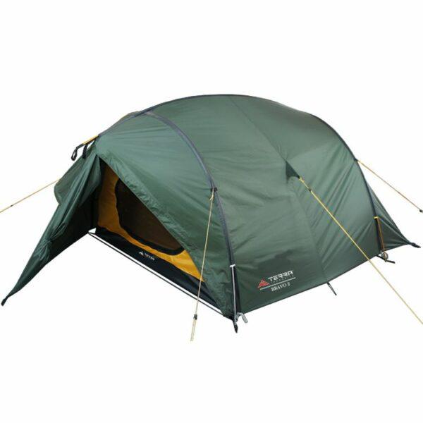 Палатка Terra Incognita Bravo 3 Alu