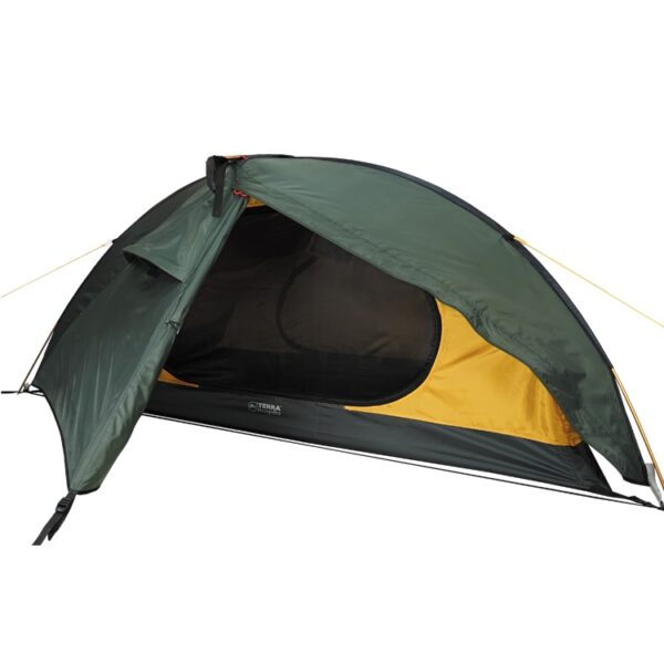 Палатка Terra Incognita Bravo 2 вишневая