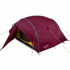 Палатка Terra Incognita Bravo 3 Alu вишневая