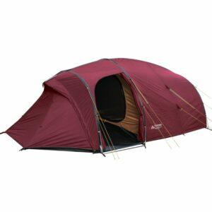 Палатка Terra Incognita Bravo 4 ALU вишневый