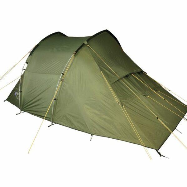 Палатка Terra Incognita Camp 4 (хаки)