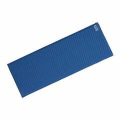 Самонадувающийся коврик Terra Incognita Camper 3.8 синий