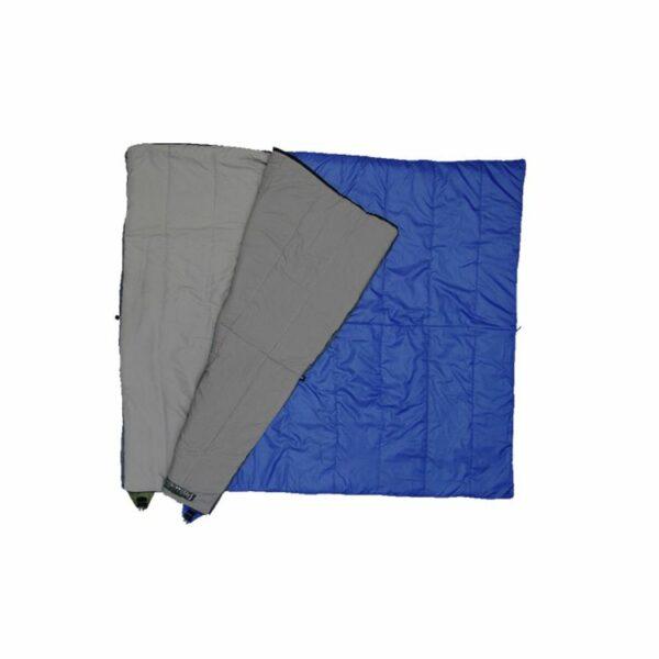 Спальный мешок Terra Incognita Campo 200 синий