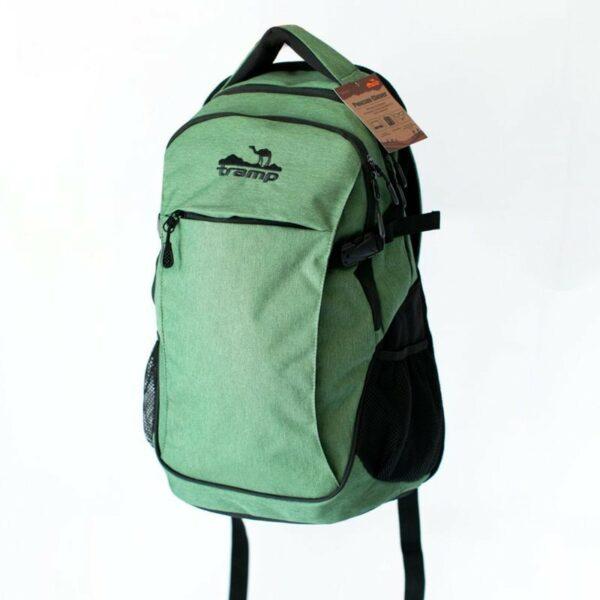 Рюкзак Tramp Clever 25 зеленый