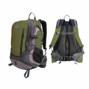 Рюкзак Terra Incognita Compass 30 зеленый/серый