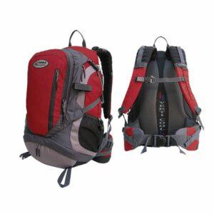 Рюкзак Terra Incognita Compass 30 красный/серый