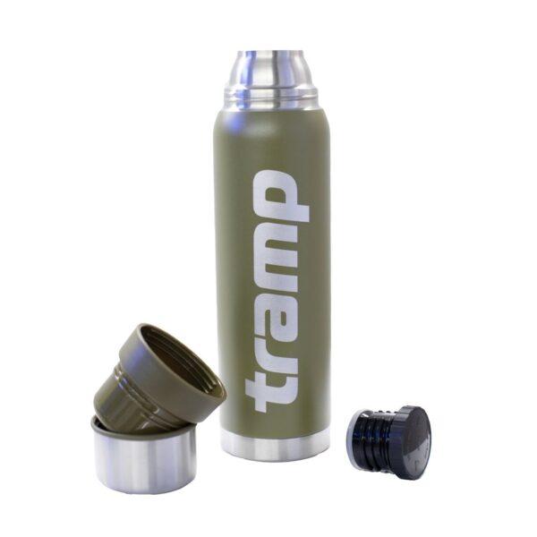 Термос Tramp 0,9 л TRC-027-olive