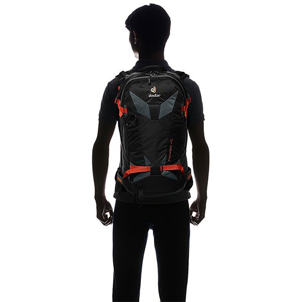 Рюкзак Deuter Freerider 26 black-granite
