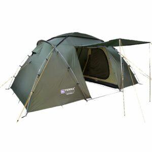 Палатка Terra Incognita Empressa 4 (хаки)