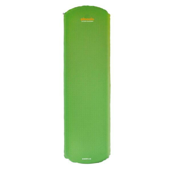 Самонадувающийся коврик Pinguin Sherpa 30 (Green)