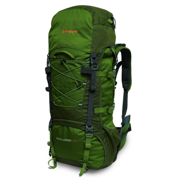 Рюкзак Pinguin Explorer 75 Зеленый