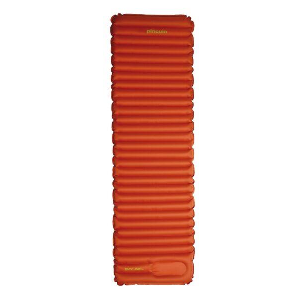 Надувной коврик Pinguin Skyline L (Orange)