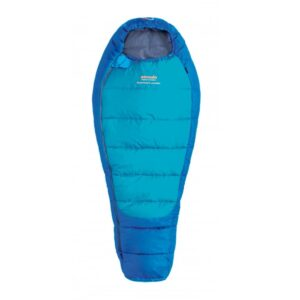 Спальник Pinguin Comfort Junior / 150cm left, blue