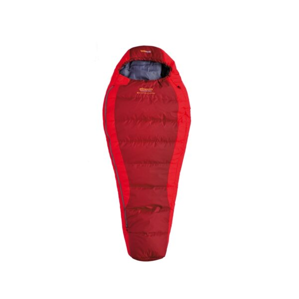 Спальник Pinguin Savana Junior 150 (Red/left)