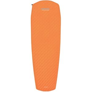 Самонадувающийся коврик Pinguin Matrix 25 (Orange)