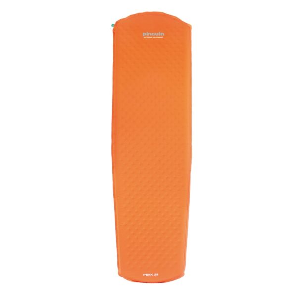 Самонадувающийся коврик Pinguin Peak 38 (Orange)