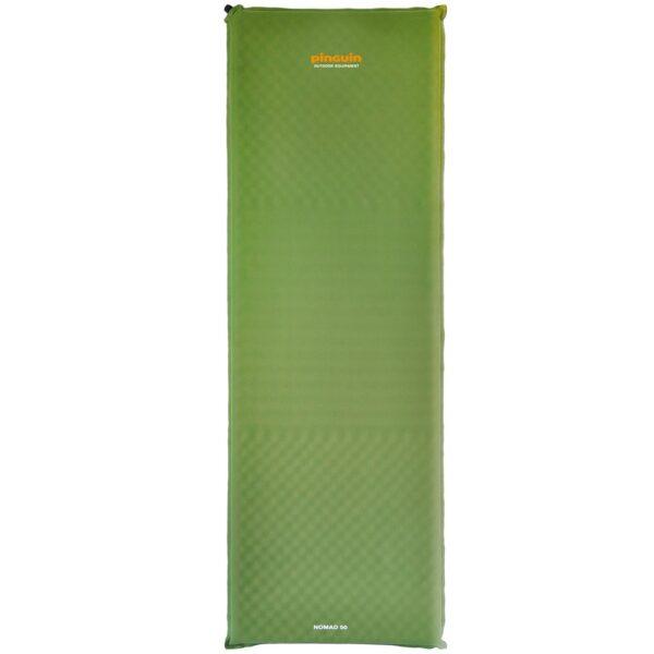 Самонадувающийся коврик Pinguin Nomad 75 (Green)