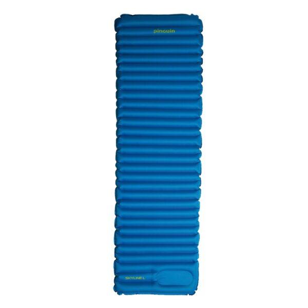 Надувной коврик Pinguin Skyline XL (Blue)