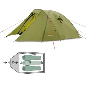 Палатка Pinguin Excel Duralu