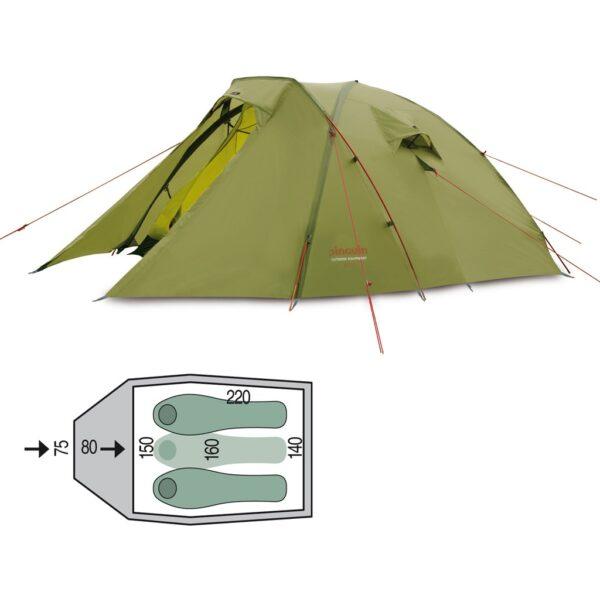 Палатка Pinguin Excel