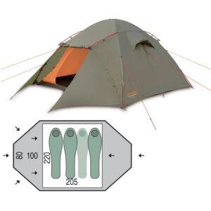 Палатка Pinguin Taifun 3