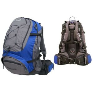 Рюкзак Terra Incognita FreeRider 28 синий/серый