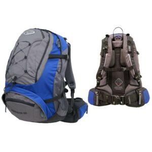 Рюкзак Terra Incognita FreeRider 22 синий/серый