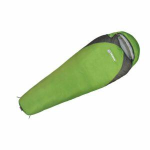 Спальный мешок Terra Incognita Junior 200 правый зеленый