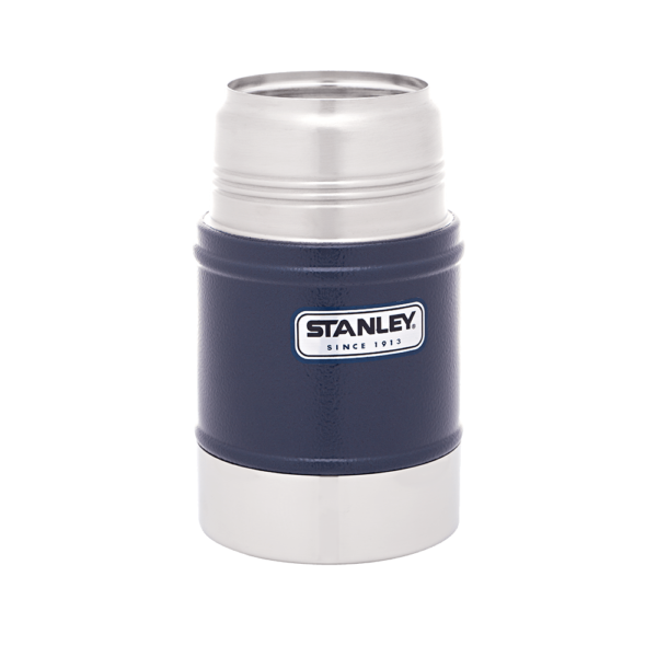 Термос для еды Stanley Classic 0,5 л Темно-Синий