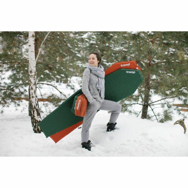 Самонадувающийся коврик Tramp TRI-023
