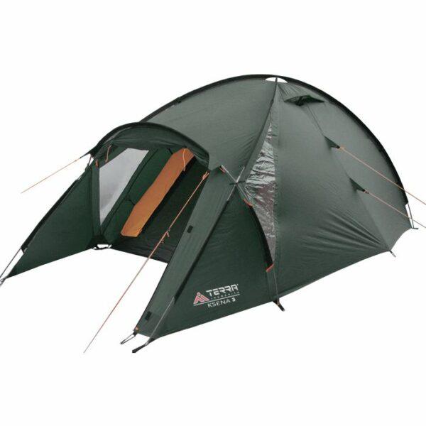 Палатка Terra Incognita Ksena 2 Alu (хаки)