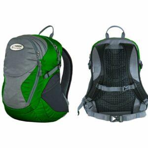 Рюкзак Terra Incognita Master 30 зеленый/серый