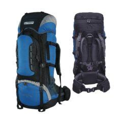 Рюкзак Terra Incognita Mountain 80 синий/черный
