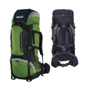Рюкзак Terra Incognita Mountain 80 зеленый/черный