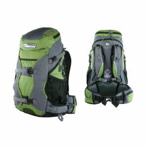 Рюкзак Terra Incognita Nevado 50 зеленый/серый