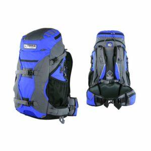 Рюкзак Terra Incognita Nevado 50 синий/серый