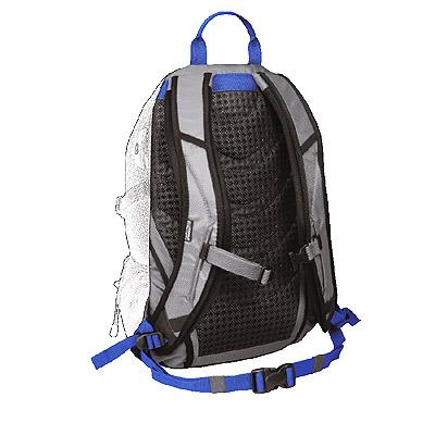 Рюкзак Terra Incognita Ventura 16 синий/серый